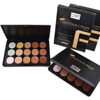 MeNow® Contour Kit Pro Palette Kit - 15 färger
