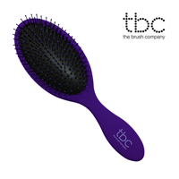 TBC® The Wet/Dry Brush hårborste - Lila
