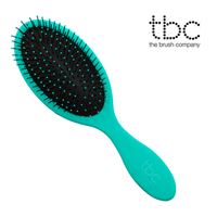 TBC® The Wet/Dry Brush hårborste - Turkos