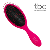 TBC® The Wet/Dry Brush hårborste - Pink
