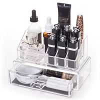 Avery Make up Organizer. 1 låda + topp