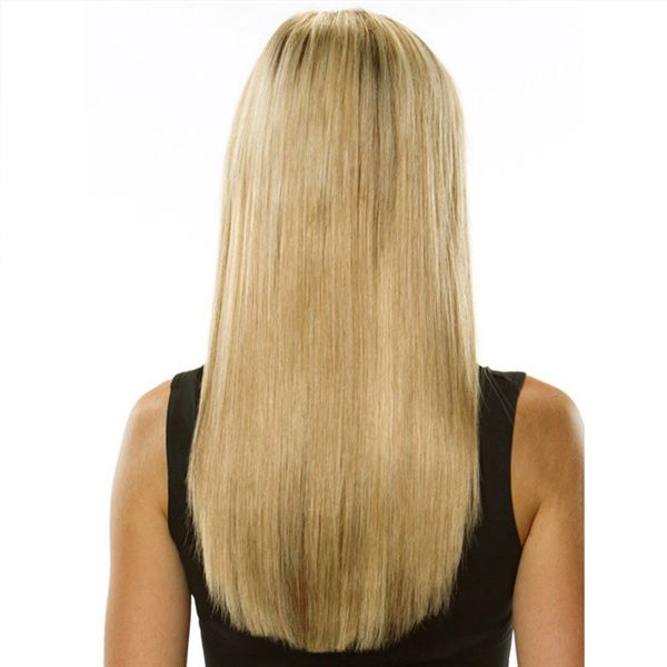 hair extensions color 613 blonde