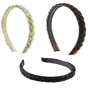 Diadem Faux Twisted Hair