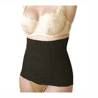 Shapewear - Tummy trimmer (Svart)