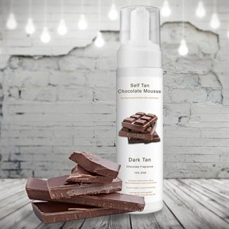 Suntana Spray Tan Chocolate Mousse - Dark Tan 200ml