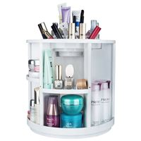 AVERY® 360º Rotating Cosmetic Organizer XL, Vit