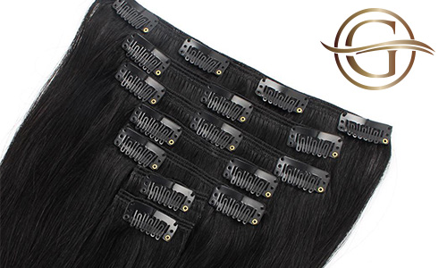 GOLD24 Clip on extensions