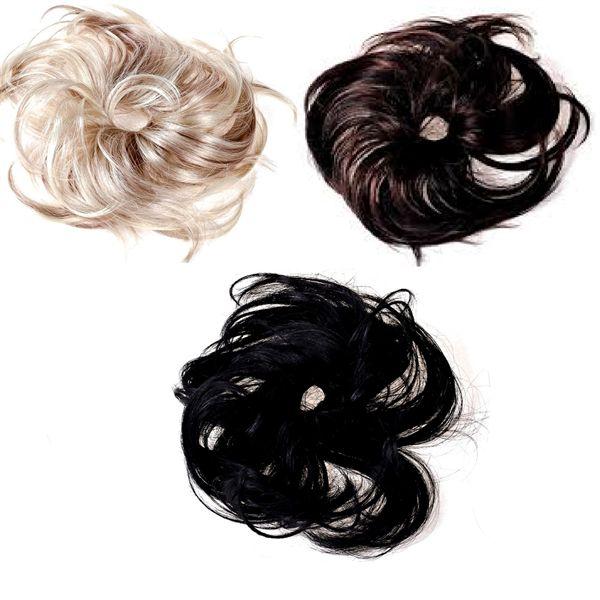 hårsnodd med löshår