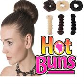 Hot Buns - Hair Donut 16 cm