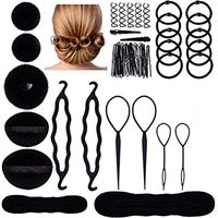 Hair Styling Accessories - Komplett Mega set