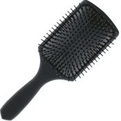 Hårborste Paddle Brush - Black