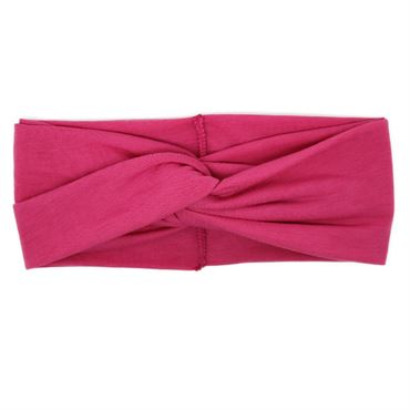 SOHO® Turban hårband, Rosa