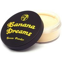 W7 Banana Dreams Loose Powder - Löspuder