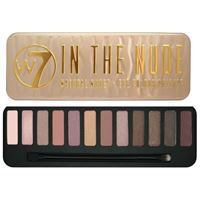 W7 In The Nude Palette Ögonskugga