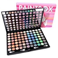 W7 Paintbox 77 Eye Shadow Palette Ögonskugga