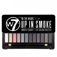 W7 Up in Smoke Eye Palette Ögonskugga